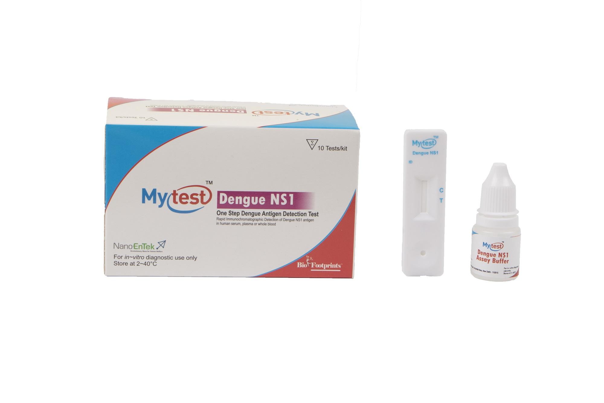 Mytest Dengue NS1
